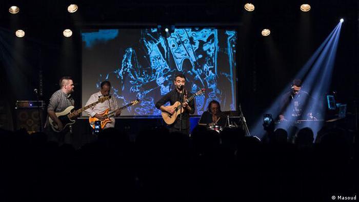 آخرین آهنگ کنسرت فردا سراغ من بیا بود که در نسخه منتشر شده محسن نامجو آن را با علی عظیمی همخوانی کرده است.