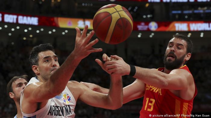 Spanien ist neuer Basketball-Weltmeister