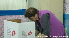 Presidential elections in Tunis
