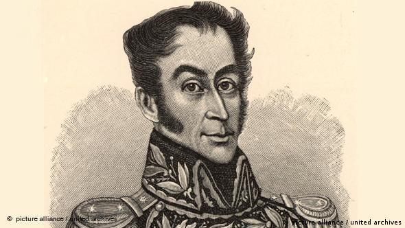 Flash Simon Bolivar