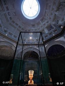 Neues Museum Berlin, Nofretete