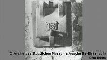 Firma Topf & Söhne | Seitentür zum Krematoriumsofen
