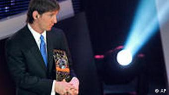 Lionel Messi FIFA World Player Gala