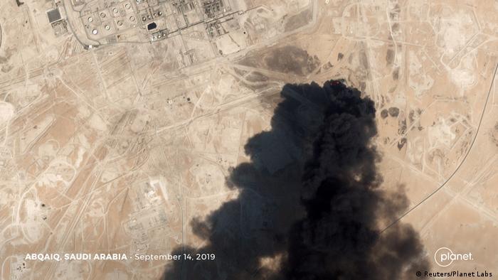 في رسالة رسمية لواشنطن ـ طهران تنفي مسؤوليتها في هجوم أرامكو