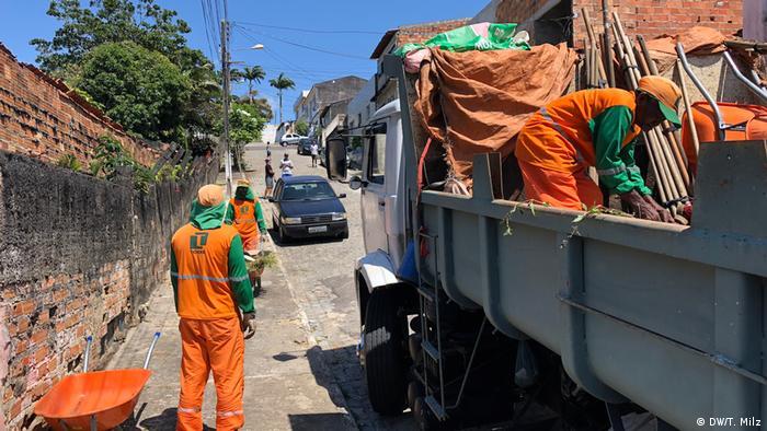 Anstieg von Denguefieber-Fällen und Bekämpfung der Krankheit in Sergipe