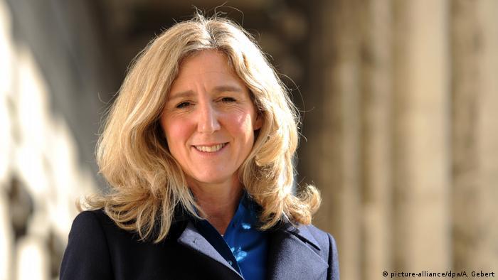 Sabine Nallinger, Vorständin der Stiftung 2 Grad