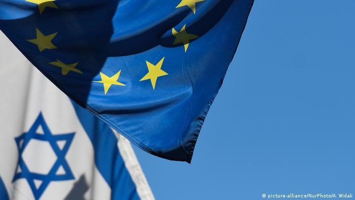Symbolbild EU-Israel