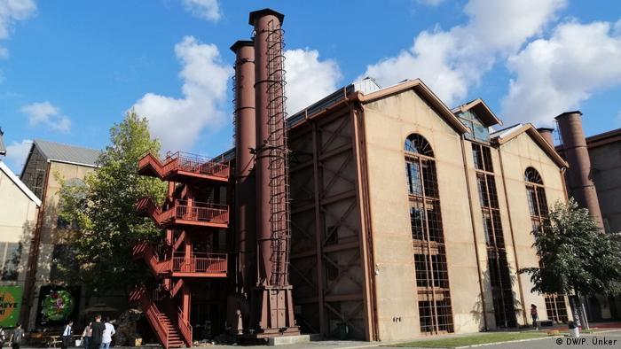 Türkei Bomonti-Bierfabrik in Istanbul