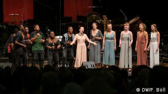 Beethoven Festival 2019 | Campus concert | Just 6 and Sjaella (DW/P. Böll)