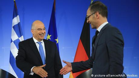 Οι ελληνογερμανικές σχέσεις παραμένουν πολύ καλές