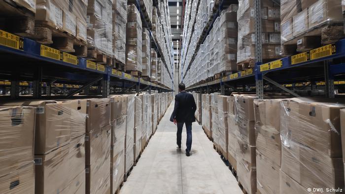Deutschland Documentus Schredderfabrik