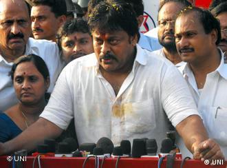 Image result for चिरंजीवी कांग्रेस के साथ बने