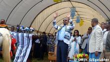 Äthiopien Premierminister Abiy Ahmed in Bonga