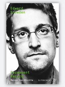 Book cover for Edward Snowden's Permanent Record