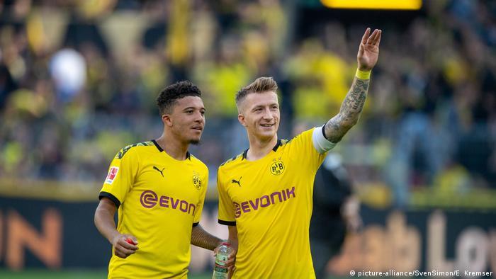 Fußball 1. Bundesliga Borussia Dortmund - Bayer 04 Leverkusen 4:0.