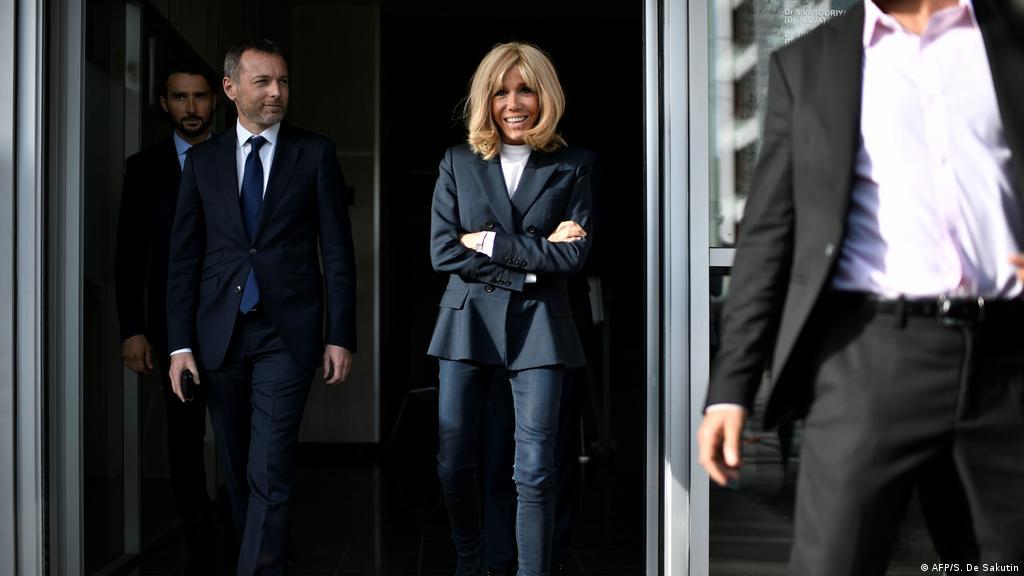 France Brigitte Macron To Go Back To Teaching News Dw 16 09 2019