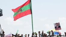 Angola UNITA-Kandidaten | Flagge von UNITA