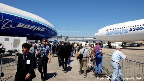 Boeing και Airbus πίσω από τον πόλεμο δασμών ΕΕ-ΗΠΑ