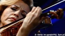 Musikerin Anne-Sophie Mutter (Getty Images/AFP/J. Samad)