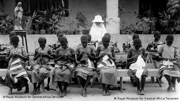 Slideshow zur Belgischen Kolonialvergangenheit Congo Belge Flash-Galerie