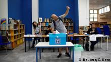 Israel | Parlamentswahlen 2019 | Wahllokal