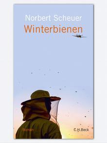 Buchcover Norbert Scheuer Winterbienen