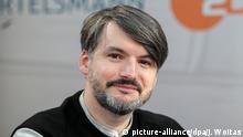 Schriftsteller Sasa Stanisic