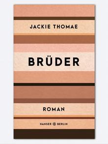 Buchcover Jackie Thomae Brüder