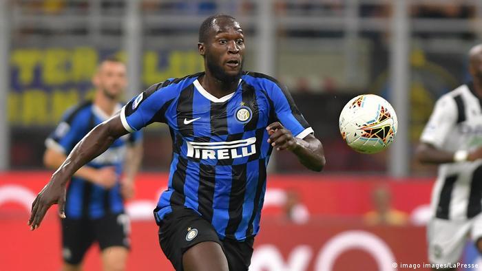 Fußball | Italien | Inter Mailand | Romelu Lukaku (imago images/LaPresse)