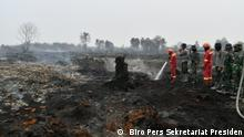 Indonesien | Präsident Joko Widodo | Waldbrände in Riau