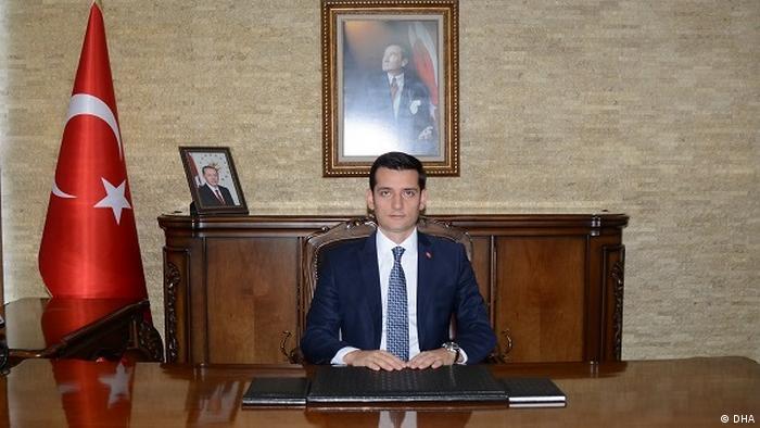 Kulp Kaymakamı Mustafa Gözlet, Kulp Belediye Başkan Vekili olarak görevlendirildi