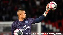 Fußball | Paris Saint-Germain vs. Olympique Lyon | Alphonse Areola