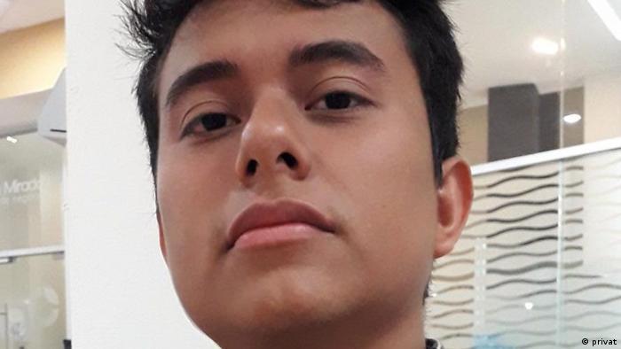 Eduardo Dominguez, Tuxtla Gutiérrez Mexiko