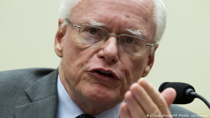 ABD'nin Suriye Özel Temsilci James Jeffrey