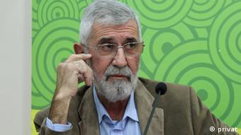 Direktor novosadskog Centra za regionalizam Aleksandar Popov
