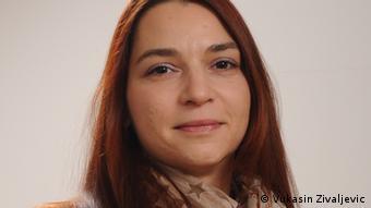 komunikološkinja Jelena Kleut, profesorka na Filozofskom fakultetu u Novom Sadu.