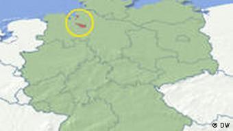 Bundesland Bremen Karte.Bremen Eine Spd Hochburg Politik Gesellschaft Dw 22 05 2011