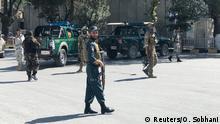 Afghanistan | Selbstmordanschlag in Kabul