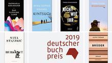 Deutscher Buchpreis: Shortlist 2019 feiert den Nachwuchs