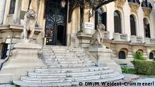 George Enescu Museum in Bukarest/ Rumänien DW, Medana Weident-Crummenerl, September 2019