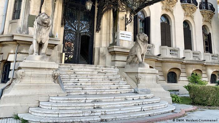 Rumänien Bukarest | George Enescu-Museum