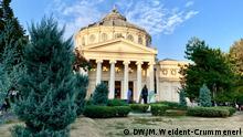 Rumänien Bukarest | Rumänisches Athenäum