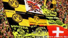 Fan Fußball Stadion BVB Borussia Dortmund