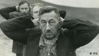 Πολωνοί κρατούμενοι, Νοέμβριος 1939
