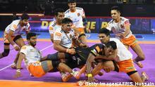 Indien Kabaddi Arena in Neu Delhi
