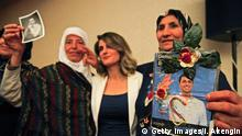 Selahattin und Basak Demirtas Türkei
