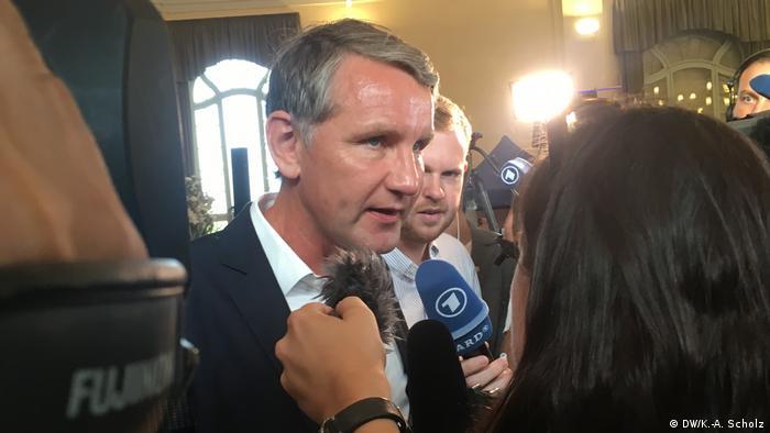 Björn Höcke von der AfD