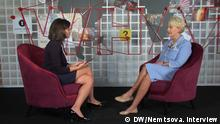 Nemtsova. Interview mit Cindy McCain