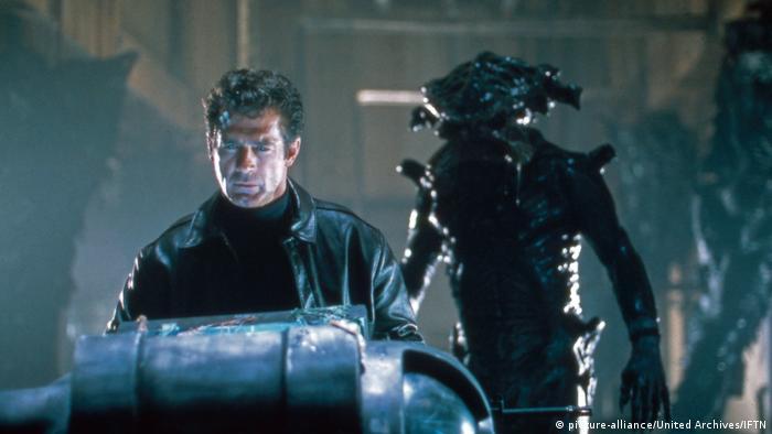 Filmstill   Dark Breed Invasion aus dem All (picture-alliance/United Archives/IFTN)