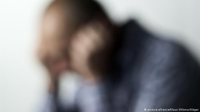 Symbolbild Depression